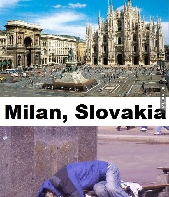 Itálie vs. Slovensko