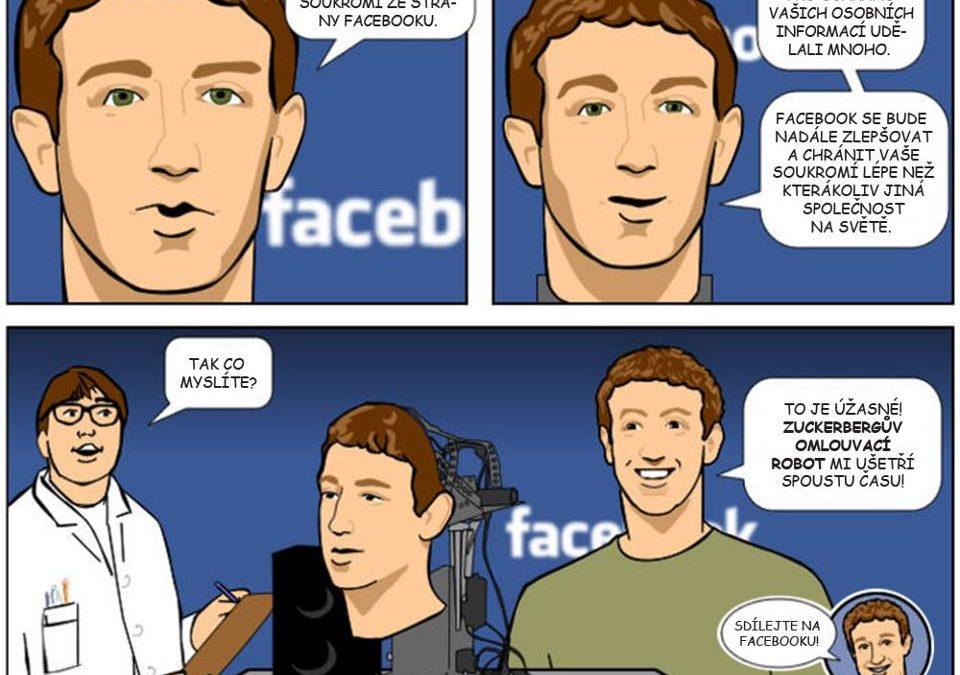 Zuckerbergův robot