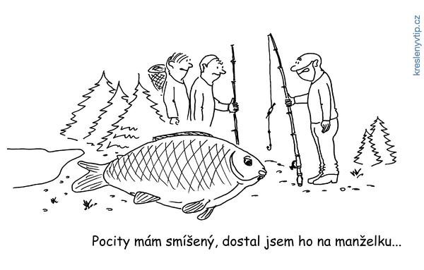 Trocha rybaření
