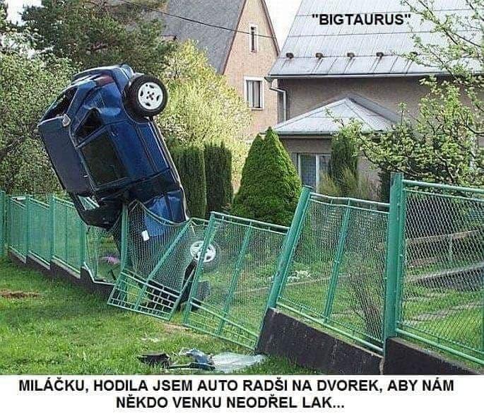 Parkování level 100