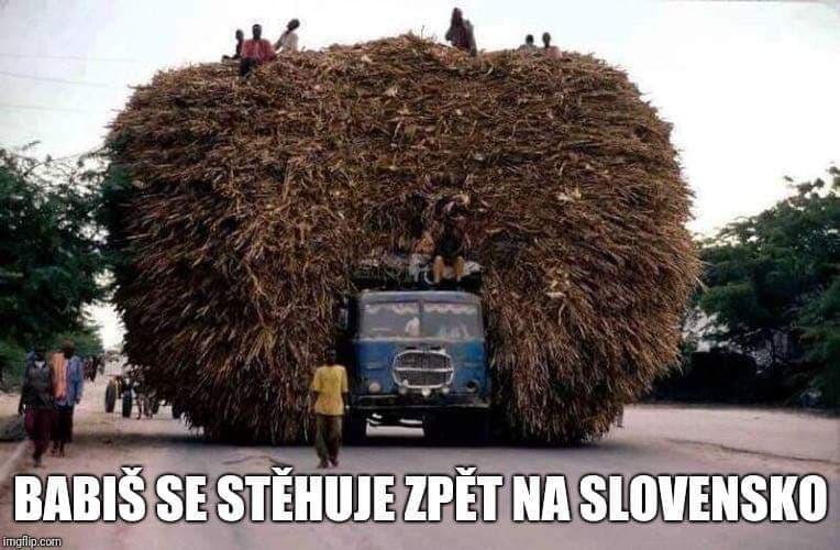Andrej se stěhuje zpět na Slovensko