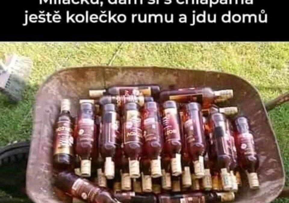 Kolečko rumu