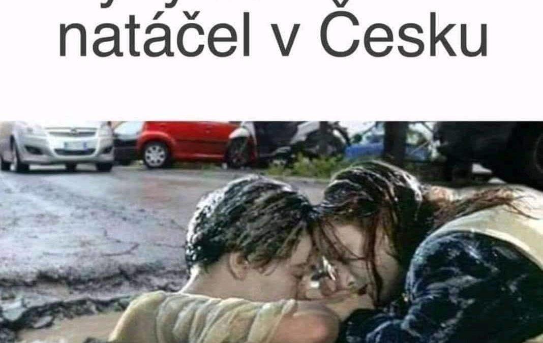 Titanic po česku