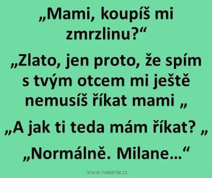 Říkej mi Milane