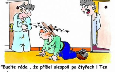 Vtip – Silvestr a pak …