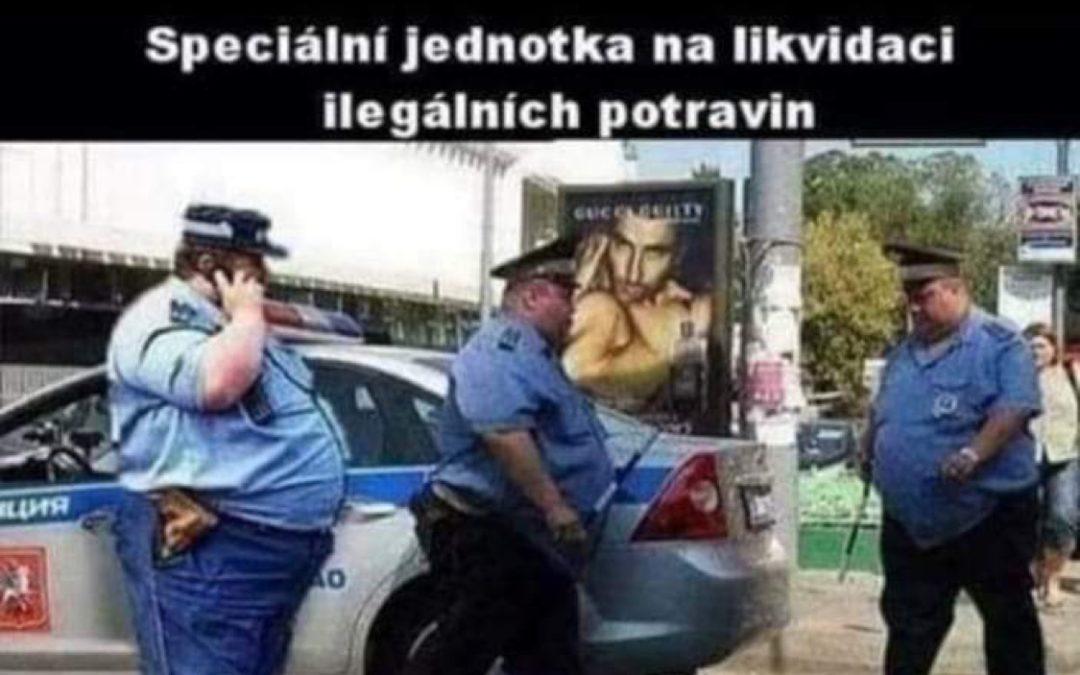 Speciální jednotka na likvidaci ilegálních potravin