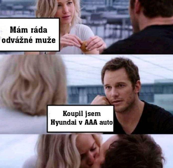 Nákup auta v AAA