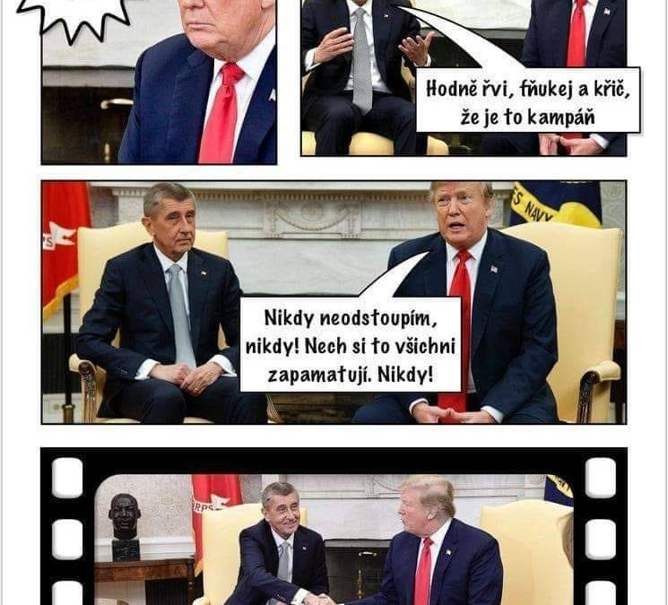 Donald Trump – co teď?