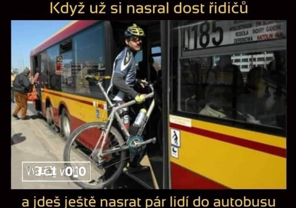 Ach ti cyklisté