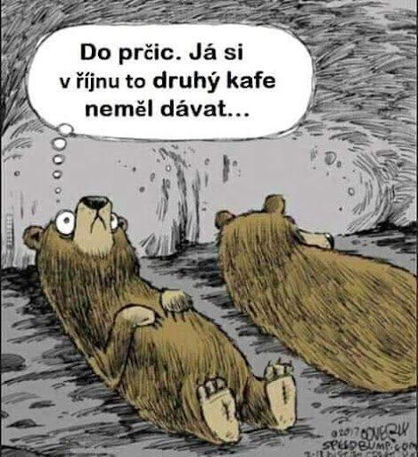 Druhý kafe